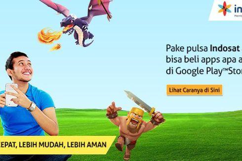 Mudahnya Membeli Konten di Google Play Store, No Kredit, No Debit!