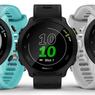 Smartwatch Garmin Forerunner 55 dan Forerunner 945 LTE Resmi Meluncur