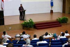 Mensos Minta Poltekesos Bandung Jadi Pelopor Instansi Pendidikan Green Social Work