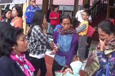 153 Warga Toraja yang Mengungsi dari Wamena Tiba di Toraja