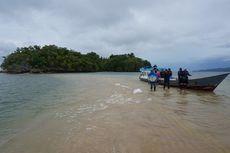 Dari Pulau Kambing Terbitlah Pasir Belabuh di Fakfak Papua