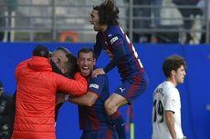 Hasil Eibar Vs Real Madrid 3-0, Kekalahan Pertama Solari