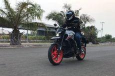 Perubahan Yamaha MT-25, Berwajah Alien