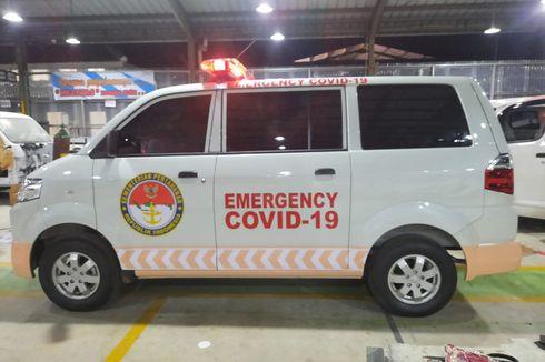 Suzuki APV Laris Buat Ambulans di Tengah Pandemi