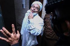 Perjalanan Kasus Rizieq Shihab dalam Kerumunan Petamburan hingga Kasasinya Ditolak MA...