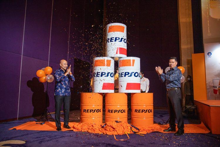 Gathering distributor Repsol di Indonesia