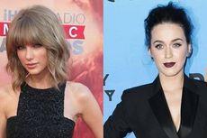 Penggemar Taylor Swift Menyoraki Video Katy Perry
