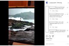 Viral Video Pemancing Tergulung Ombak di Pantai Wediombo, Ini Kronologinya