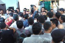 Konsultasi Partai Golkar di KPU Mataram Berlangsung Ricuh