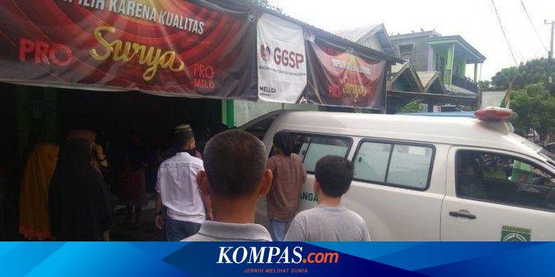 Anggota TNI AD Tewas Dibacok Menantu Keponakan, Berawal dari Api Cemburu