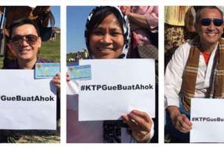 Deklarasi masyarakat Indonesia di Amerika Serikat mendukung Ahok