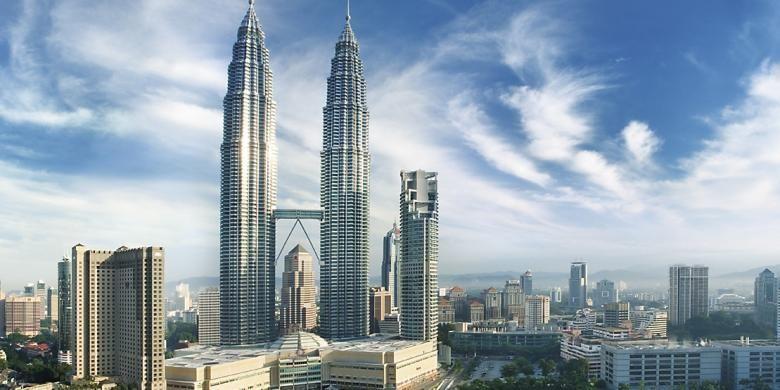 Petronas Tower, Kuala Lumpur, Malaysia.