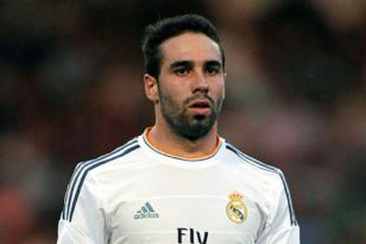 Bek Real Madrid, Dani Carvajal.