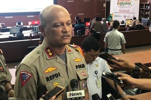 Evaluasi Arus Mudik Lebaran 2019, Polisi Usul Konsep Rest Area Diubah