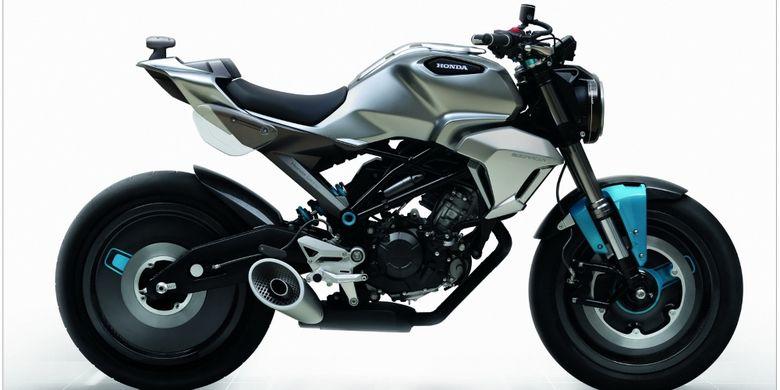 Honda 150SS Racer.