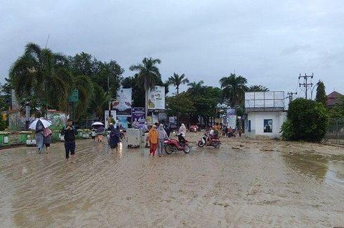 Satu Orang Tewas Terseret Banjir Bandang di Masamba