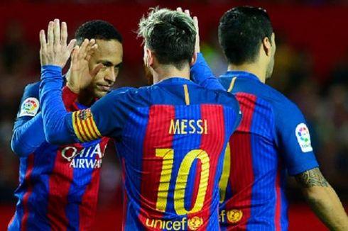Barcelona Mencari Ruang Bagi Griezmann dan Neymar