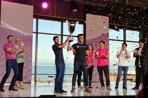 Lengan Robot Pintar Juarai Imagine Cup 2018
