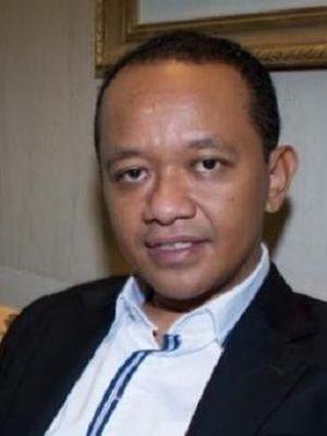 Ketua Umum HIPMI Bahlil Lahadia