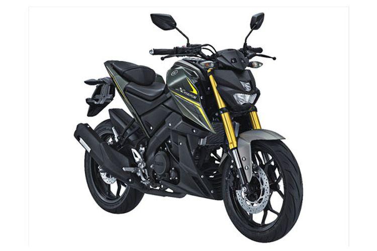 Yamaha Xabre dengan warna baru