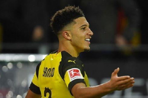 Sancho dan Haaland Jadi Pusat Perhatian Saat Dortmund Pesta Gol ke Gawang Union Berlin