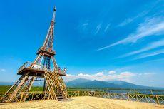 Rute dan Harga Tiket Radesa Wisata, Spot Menara Eiffel di Rawa Pening