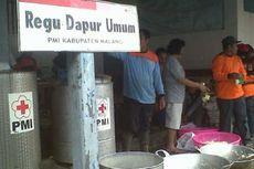 Dapur Umum untuk 1.881 Korban Banjir di Malang