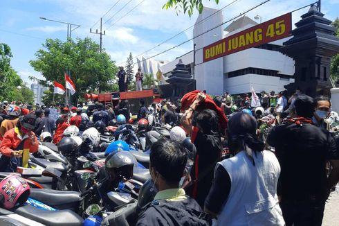 Fakta Acara Silaturahim KAMI Batal Digelar di Surabaya, Diblokade Massa hingga Dibubarkan Polisi