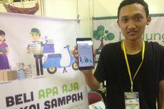 Sampahmuda.com, Layanan Jual Beli Sampah di Semarang