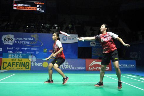 Indonesia Masters 2021 Resmi Dibatalkan, PBSI Jelaskan Alasannya