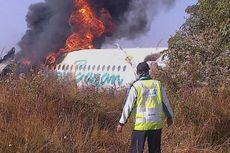 Inilah Sejumlah Kecelakaan Pesawat Terbang Paling Fatal