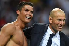 Cristiano Ronaldo dan Zinedine Zidane Bisa Hancurkan Dominasi PSG
