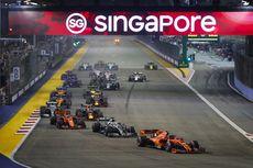 F1 GP Singapura 2021 Batal akibat Pandemi Covid-19
