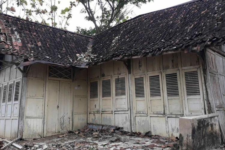 Rumah di Kapanewon Ponjong Gunungkidul
