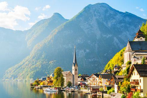 Jumlah Turis Membludak karena Film Frozen, Austria Batasi Kunjungan ke Desa Hallstatt