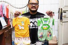 Bangkit Setelah Terpuruk Akibat Pandemi, Produsen Baju Bayi Ini Raup Omzet Rp 175 Juta per Bulan
