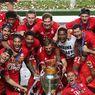 PSG Vs Bayern, Raih Treble Winners 2 Kali, Die Roten Samai Rekor Barcelona