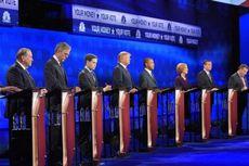 Debat Kandidat Capres Partai Republik, Donald Trump Alami Kemunduran