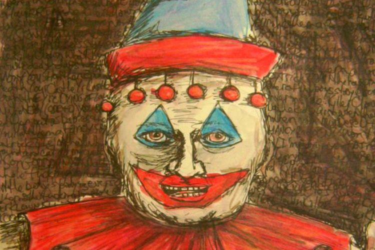 Ilustrasi John Wayne Gacy si Badut Pembunuh. [Via Wikimedia Commons]