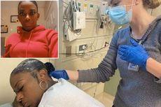 Akibat Pakai Lem Gorila Gantikan Hairspray, Wanita Ini Masuk Rumah Sakit