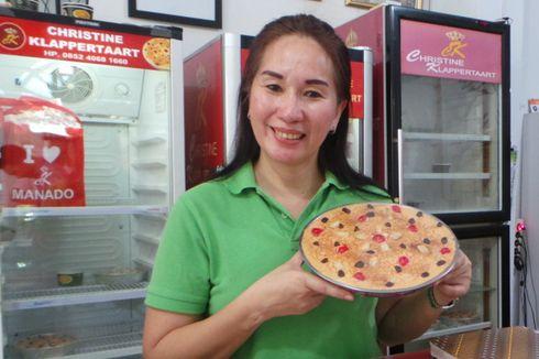 Jalan Terjal Christine Bangun Usaha Klappertaart di Manado...