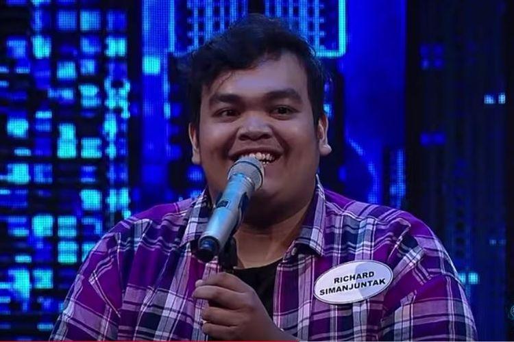 Peserta Indonesian Idol, Richard Simanjuntak