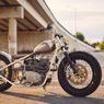 Yamaha XS650 Bobber, Simpel dan Bersih