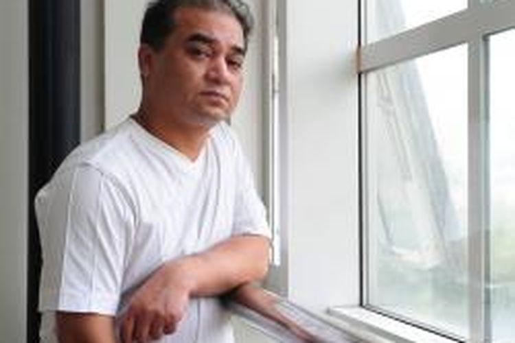 Akademisi  Ilham Tohti yang dikenal vokal mengkritik kebijakan pemerintah China terhadap etnis Uighur di Xinjiang.