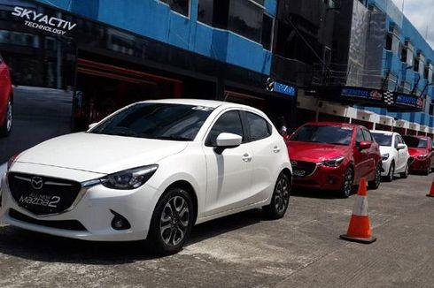 Banyak Pesanan, All-New Mazda2 Dikirim Bertahap