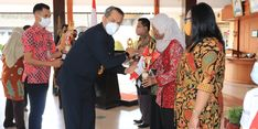 Gelar Wonogiri Innovation Awards, Bupati Jekek Ingin Desa Punya Tata Manajerial Sendiri