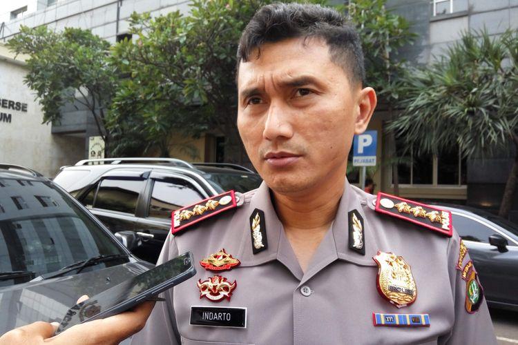 Kapolres Bekasi Kota Kombes Indarto.