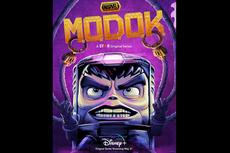Sinopsis M.O.D.O.K, Kemelut Hidup Penjahat Super, Segera di Disney+ Hotstar