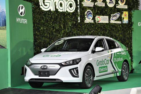Grab Indonesia Klaim Sudah Operasikan 5.000 Kendaraan Listrik