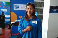 Catatan Waktu Turun, Emilia Nova Tetap Target Emas di SEA Games 2019